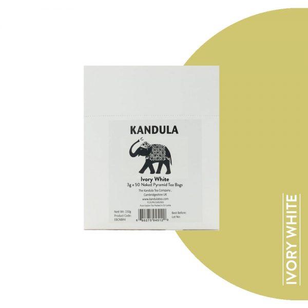 Kandula Ivory White Tea