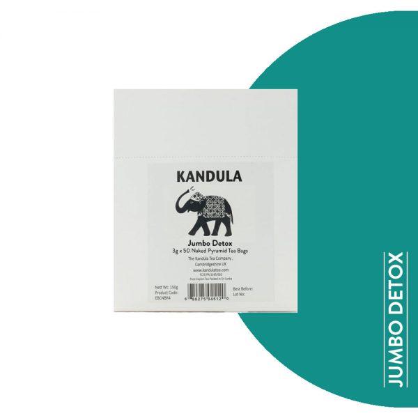 Jumbo Detox Tea Kandula