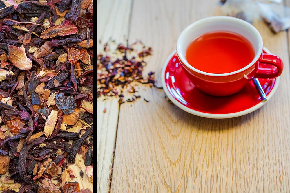 Strawberry Hibiscus Tea – Retail