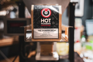 The Thumper Decaf Coffee